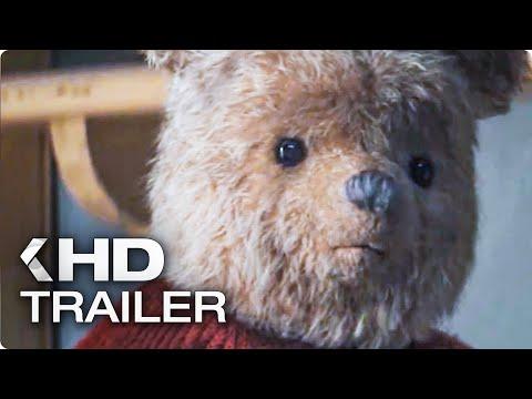 CHRISTOPHER ROBIN Friendship TV Spot & Trailer (2018)