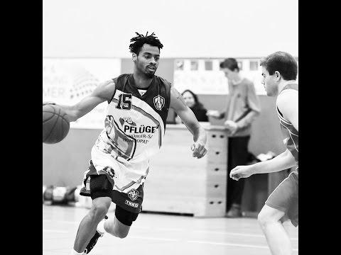 Pro Basketball Prospect Ray Mitchell Germany Highlights