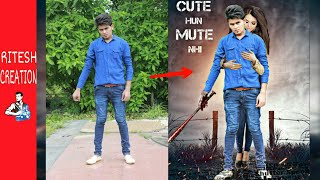 Video Picsart editing tutorial||movie poster || romantic movie poster||picsart hindi ||picsart action|| MP3, 3GP, MP4, WEBM, AVI, FLV Juli 2018