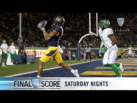 WATCH: Highlights from Cal-Oregon 2OT Thriller