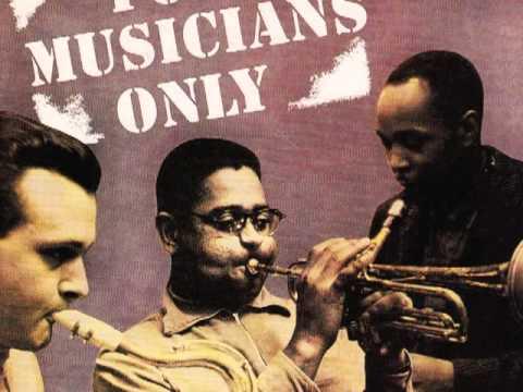 Dizzy Gillespie, Stan Getz, Sonny Stitt: Dark Eyes