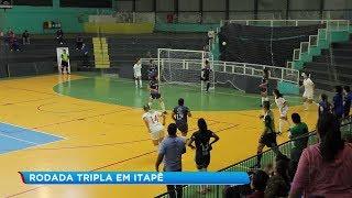 Itapetininga recebe rodada tripla pela série Prata da Copa Record
