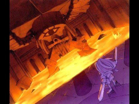 Brave Fencer Musashi OST : Dying Light