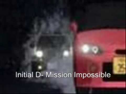 Initial D- Mission Impossible