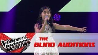 "Video Feena ""Brave"" | The Blind Auditions | The Voice Kids Indonesia Season 2 GlobalTV 2017 MP3, 3GP, MP4, WEBM, AVI, FLV Oktober 2017"