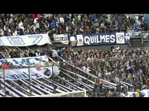 """""""Es la azul y blanca la que me conquistó"""" frente a San lorenzo - Indios Kilmes - Quilmes - Argentina - América del Sur"""