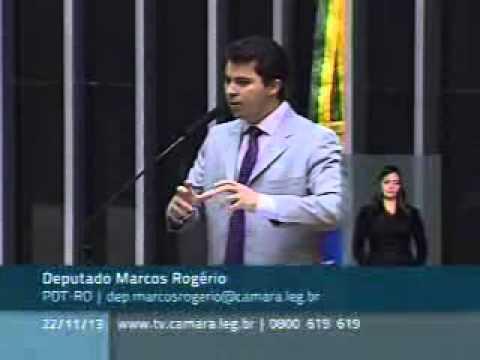 Marcos Rogério denuncia em plenário paralisação nas obras da BR 429