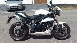 10. Test Ride #3 - Triumph 2015 Speed Triple ABS