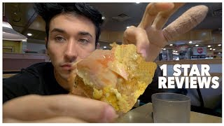 Video Eating At The Worst Reviewed Restaurant In My City (Los Angeles) MP3, 3GP, MP4, WEBM, AVI, FLV Januari 2019