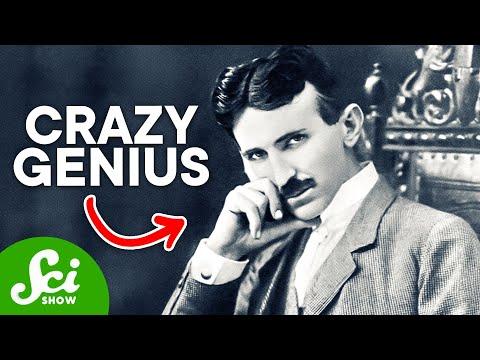 Nikola Tesla: Große Denker