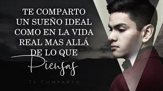 LETRA TE COMPARTO  Virlan García Lyric Video