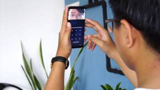 Trải nghiệm công nghệ bảo mật mống mắt trên Galaxy S8: Quá nhanh quá nguy hiểm