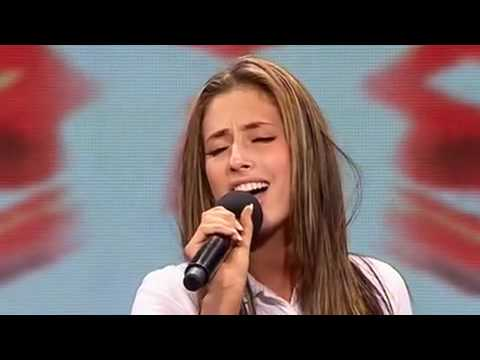 Stacey Solomon Audition