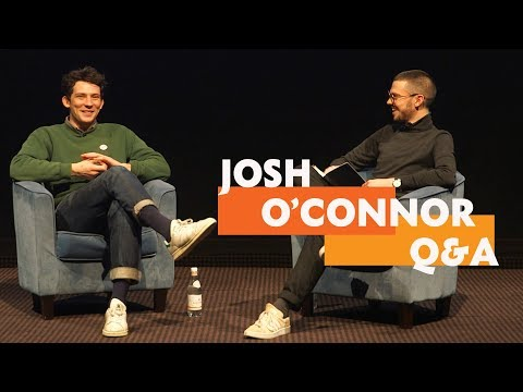 Josh O'Connor | God's Own Country Q&A
