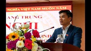 Đại biểu HĐND tỉnh, thành phố tiếp xúc cử tri phường Quang Trung