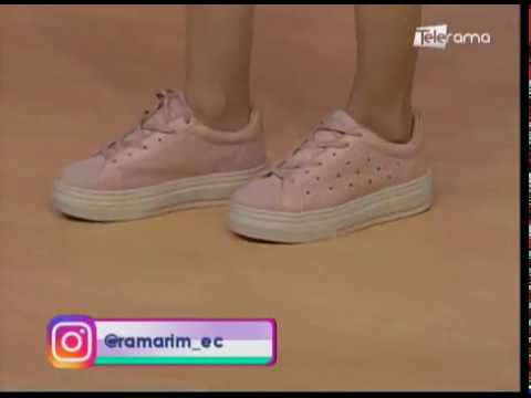 Tendencias en zapatos deportivos para mujeres