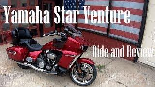 8. 2018 Yamaha Star Venture Transcontinental Ride & Review