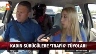 Burcu Burkut Erenkul - ATV Ana Haber Bülteni - 17 Mayıs 2015