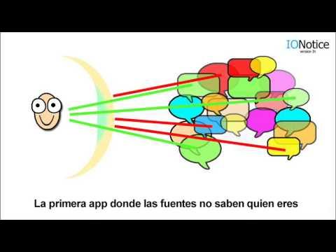 Video of IONotice