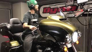 10. 2018 Harley Davidson Ultra Limited Dyno