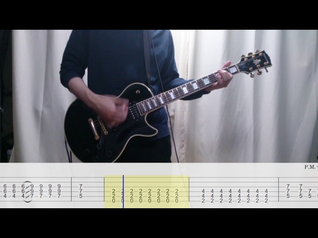 ALL - Miranda (Guitar Cover) with TAB