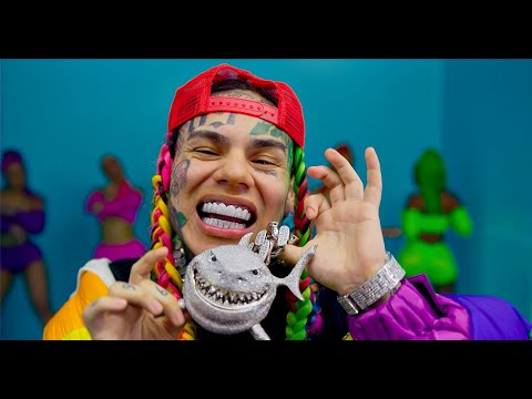 6ix9ine – Gooba