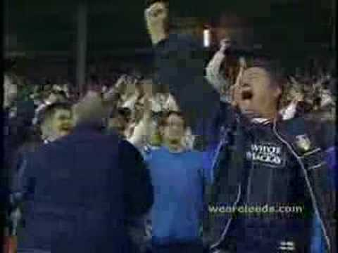 Gol de cabeza de Robinson, al Swindon
