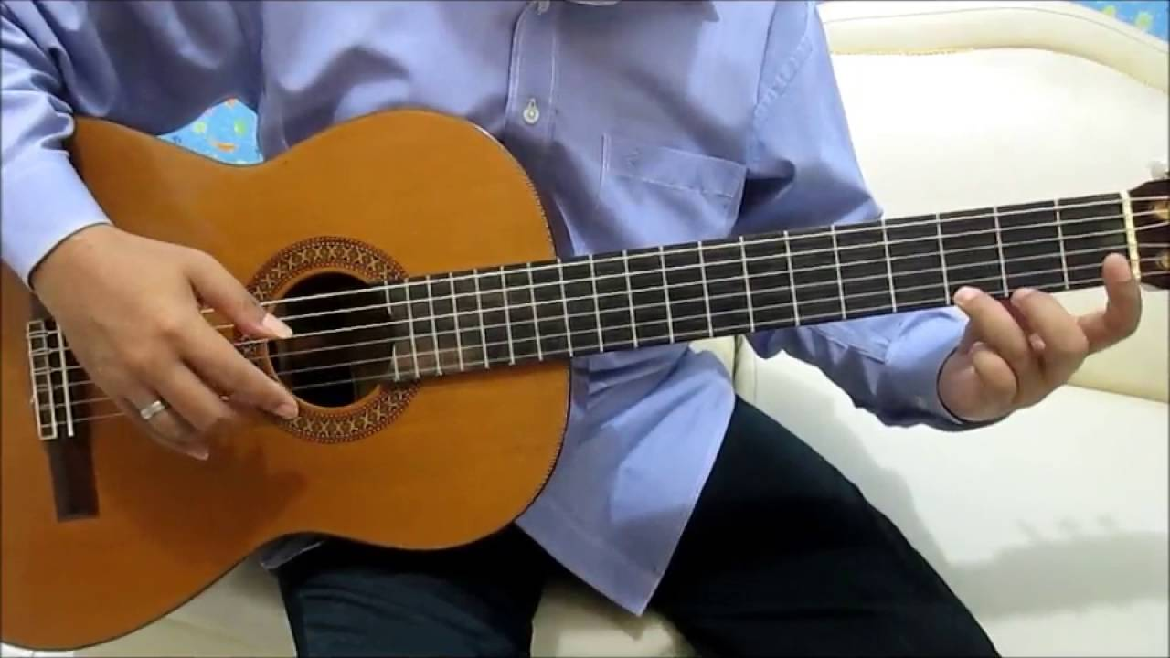 Lukas Graham 7 Years Guitar Tutorial No Capo – Guitar Lessons for Beginners