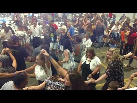 Helios Greek Band performing at Salt Lake City Greek Festival