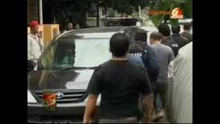 Detik-Detik Penggrebekan dan Penangkapan Preman di Jakarta