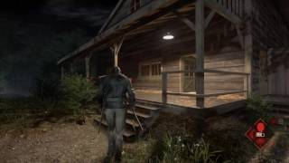 'Friday the 13th: The Game' New Gameplay