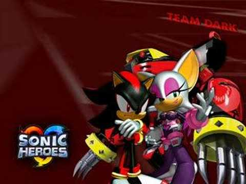 machine - This Machine by Julien-K (Team Dark's Theme from Sonic Heroes) Lyrics Verse 1 A shadow of myself, just who am I? Scan horizons A tragic mystery You could've ...