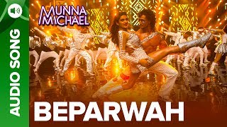 """Check out the other exclusive videos of """"Munna Michael"""" here: http://bit.ly/MunnaMichaelOfficialVideosTiger Shroff pay the ultimate tribute to the Legend – Michael Jackson in the most spectacular song of the year 'Beparwah'.Song Name: BeparwahMusic Composer: Gourov- RoshinSingers: Siddharth Basrur and Nandini DebLyrics: KumaarProgrammed & Arranged By: Roshin BaluAdditional CreditsBackground ScoreFeel The RhythmMusic: PranaaySinger: Pranaay ft Rahul PandeyLyrics: Pranaay and Sabbir KhanFor caller tunes dial:Airtel - 5432116276138Vodafone - 5379606235Idea - 567899606235BSNL (South/East) - SMS BT space 9606235 To 56700BSNL(North/West)IMI - SMS BT space 6699608 To 56700Aircel - SMS DT space 6699608 To 53000Movie: Munna MichaelCast: Tiger Shroff, Nawazuddin Siddiqui & Nidhhi AgerwalDirected By: Sabbir KhanProduced By: Eros International & Viki Rajani""""Munna Michael"""" releases in theaters on 21st July, 2017.To watch more log on to http://www.erosnow.comFor all the updates on our movies and more:https://www.youtube.com/ErosNowhttps://twitter.com/#!/ErosNowhttps://www.facebook.com/ErosNowhttps://www.facebook.com/erosmusicindiahttps://plus.google.com/+erosentertainmenthttp://www.dailymotion.com/ErosNowhttps://vine.co/ErosNow http://blog.erosnow.com"""