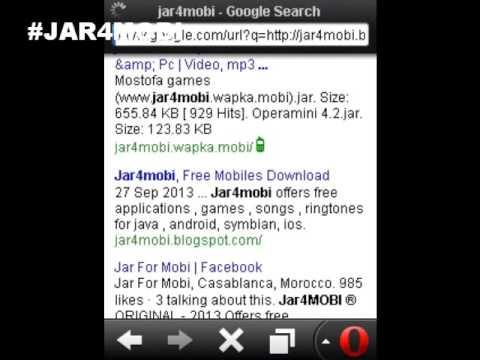 Opera Mini 7 Next Handler JAR [JAVA] App Download