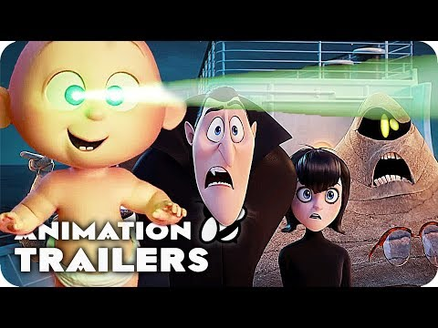 Animation Movies 2018 Trailer: The Best Upcoming Animation Movies in 2018