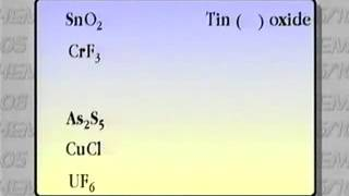 Fundamentals of Chemistry: Unit 4 - Lecture 3