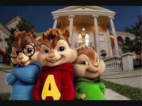 Tekst piosenki Alvin i Wiewiórki - As A Blonde po polsku