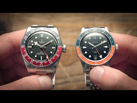 £1,000 Baltic GMT vs £3,000 Tudor GMT   Watchfinder & Co.