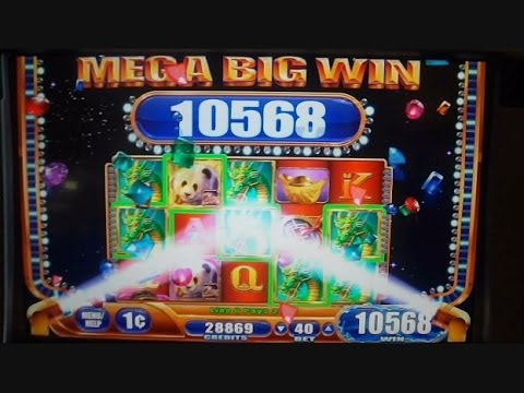 Far East Fortunes 2 MEGA BIG WIN + Progressive Jackpot Slot Machine Lint Hit Wins
