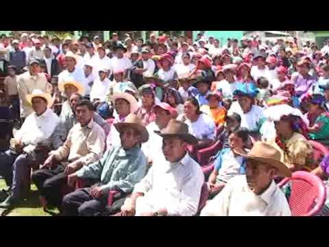 Cunen - Consulta Comunitaria Cunen 27 de octubre de 2009.
