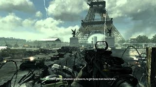 Video HEAVY CITY COMBAT IN PARIS ! In Epic Shooter Game Call of Duty Modern Warfare 3 MP3, 3GP, MP4, WEBM, AVI, FLV Maret 2018