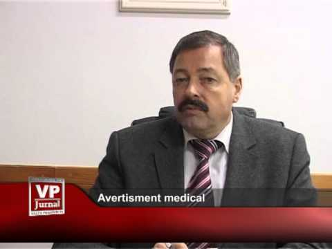 Avertisment medical