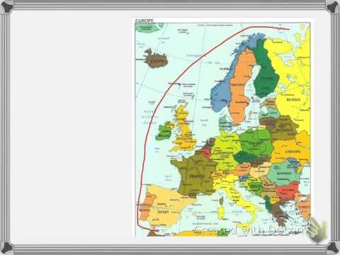 Europe a peninsula of peninsulas