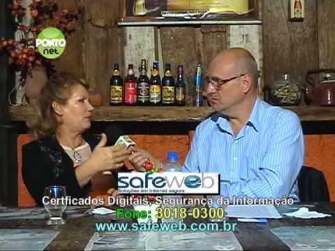 Ricardo Orlandini entrevista a psicóloga Helena Beatriz Balbinotti