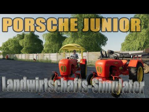 Porsche Junior v1.0