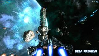Galaxy on Fire 2™ HD Beta Trailer HD