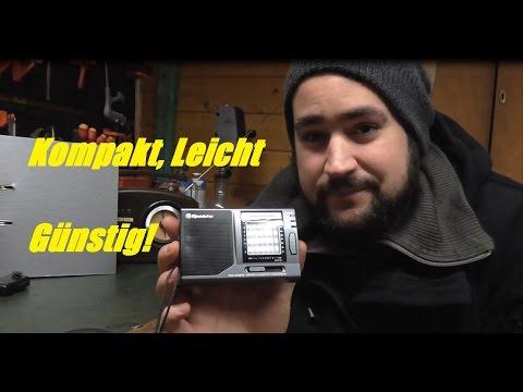 Weltempfänger Roadstar TRA 2988/N - Review - Kompakt, Leicht, Günstig!