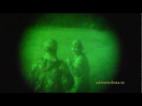 Jagd auf Schwarzwild (Nachtpirsch)