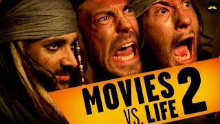 Video SURICATE - Movies vs Life 2 MP3, 3GP, MP4, WEBM, AVI, FLV Oktober 2017