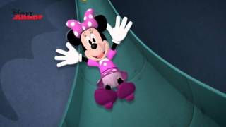 Mickey Mouse Clubhouse | Basement Slide | Official Disney Junior UK HD